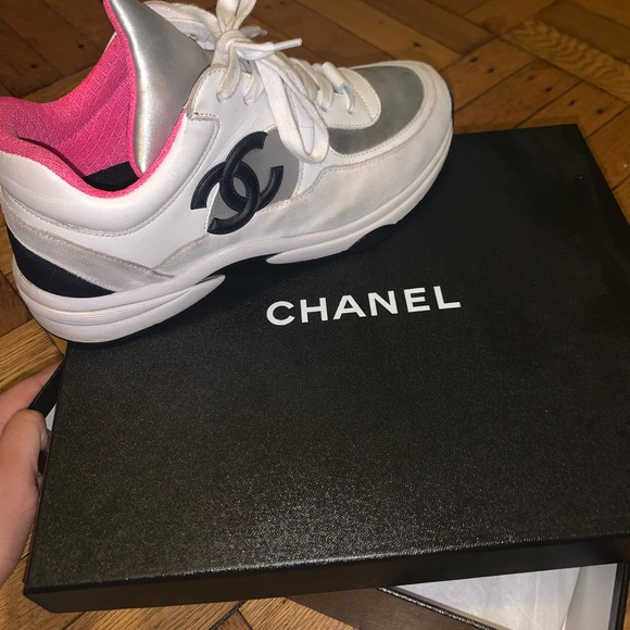 CHANEL Shoes | Chanel Sneakers | Poshmark